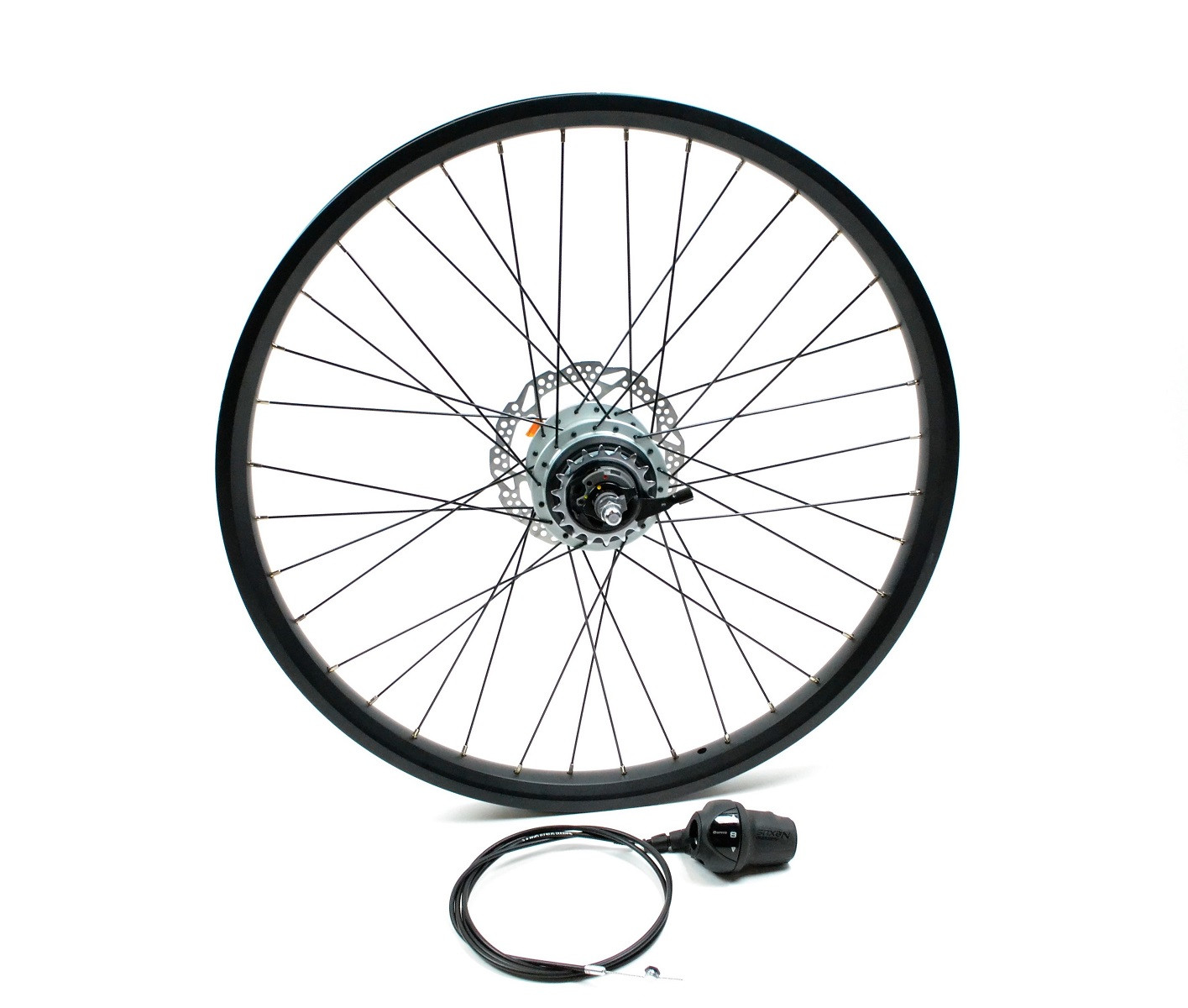 komplett bakhjul cykel